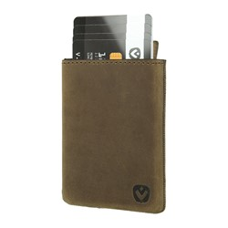 "Bild von Card Case Pocket Luxe ""Vintage brown"""